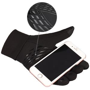 gants d'écran tactile