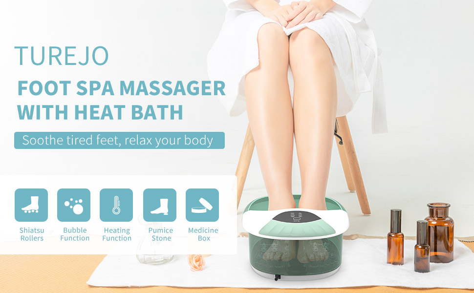 foot spa with heat,foot bath with heat,heated foot bath,hrated foot spa