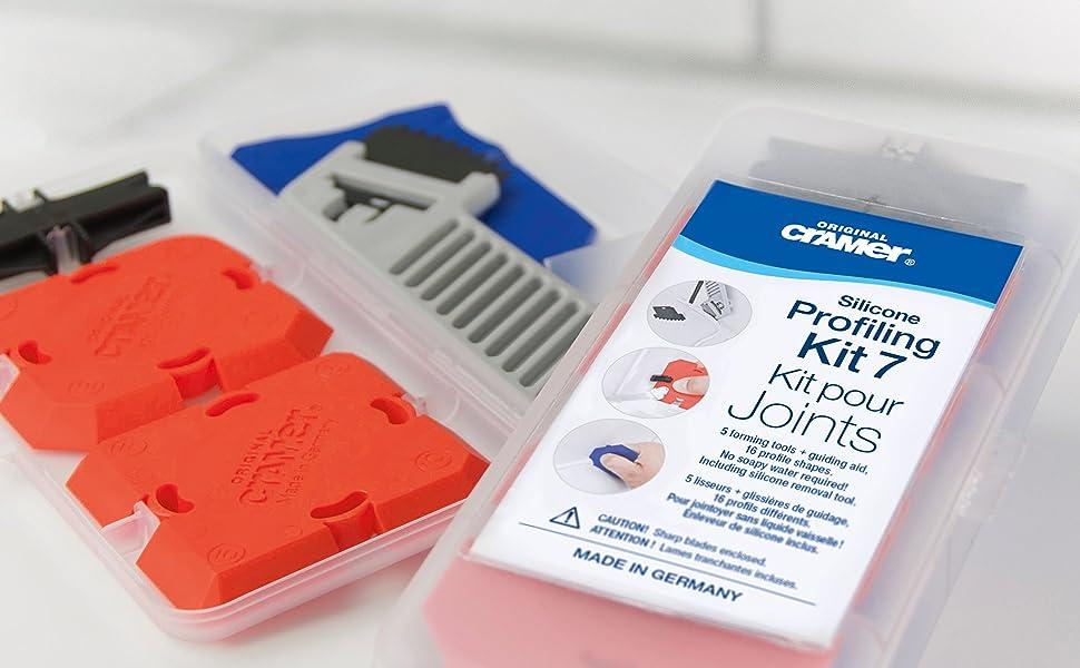 Cramer Silicone Profiling Kit 7 Professional