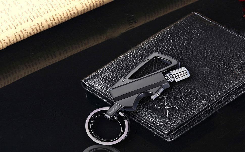 Keychain Matchstick Fire Starter