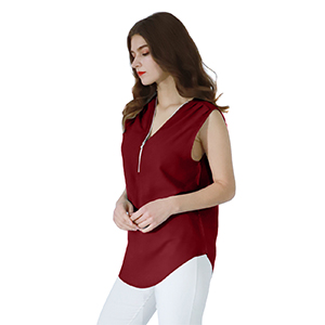 casual loose blouse for women