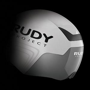white helmet on black background highlighting visor