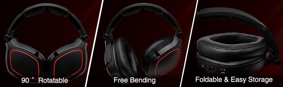 pro wireless gaming headset