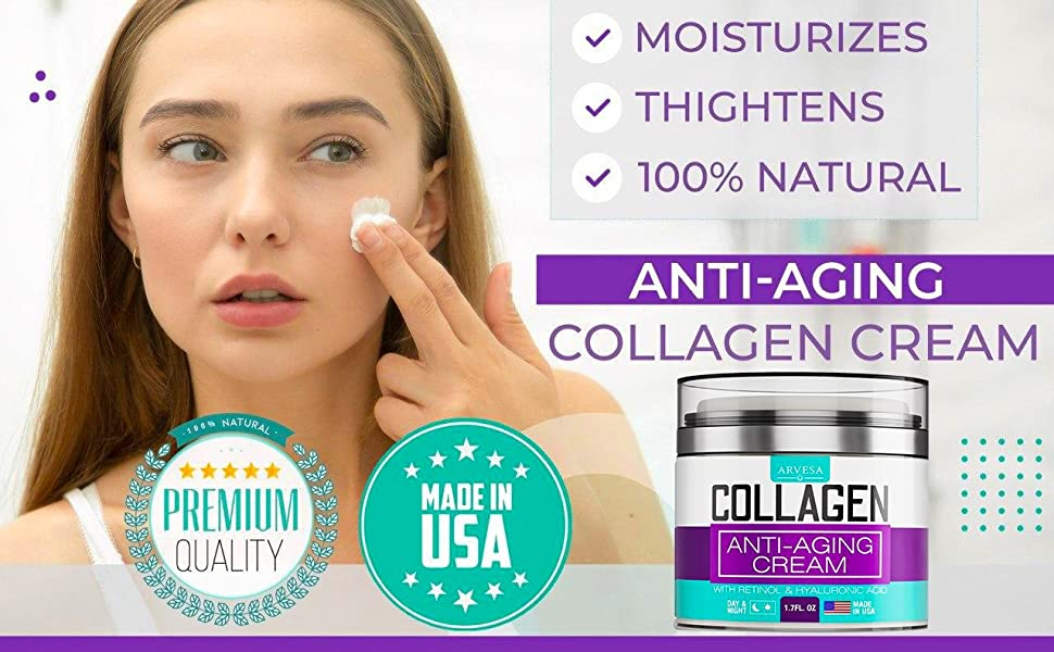 face cream for women, night cream anti aging, anti aging moisturizer, collagen moisturizer