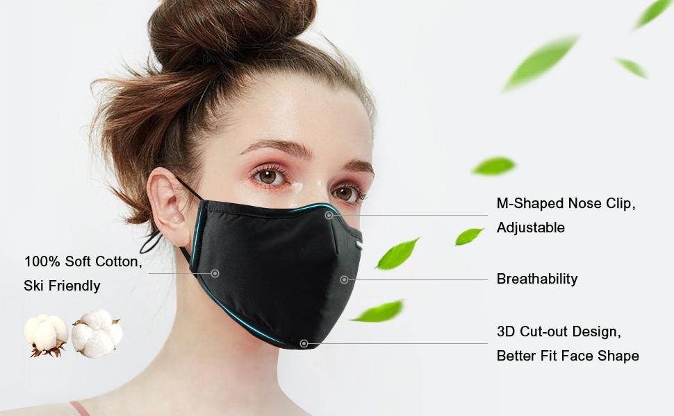 UTRIPSUNEW Mask Details