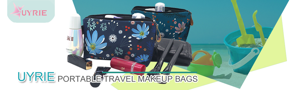 UYRIE Travel Makeup Bags