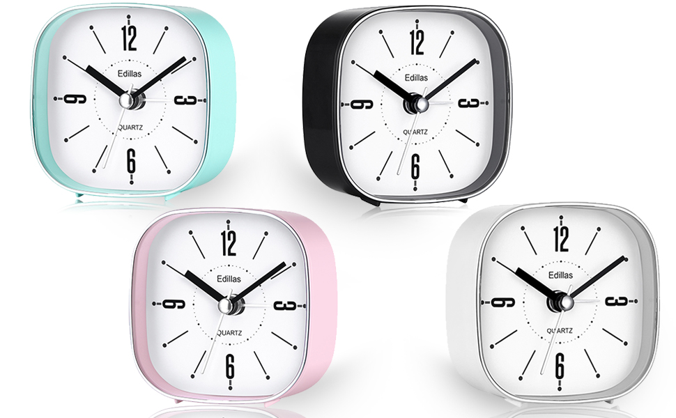 Small and Simple Analog Alarm Clock