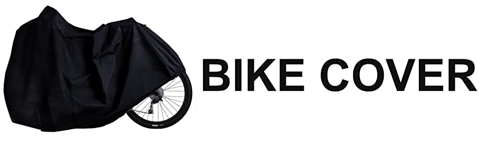 S Fahrrad-Regenschutz Houkiper 190T Hochleistungs-Fahrradabdeckungen f/ür die Aufbewahrung im Freien