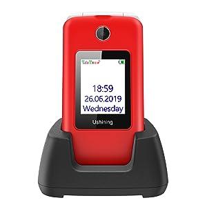 mobile phone for elderly