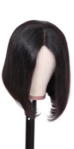 bob lace front wig
