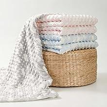 Cloud Baby Mink Bamboo Blanket