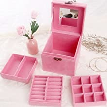 Different size compartment