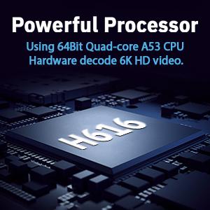 Allwinner H616 chipset