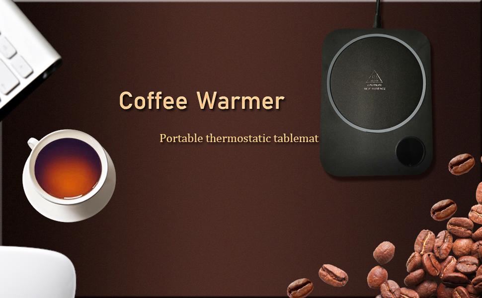 Electric Coffee Mug Warmer Plate