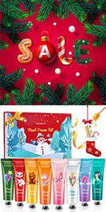 Crema Mani Regalo Natale