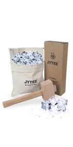 Ice Bag and Mallet