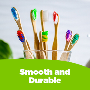 bamboo toothbrush travel case sustainable toothbrush bamboo toothbrushes soft bristles