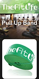 pull up resistance bands