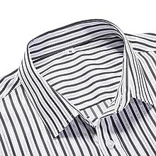 Classic turn-down collar