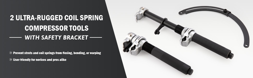 coil spring compressor tool