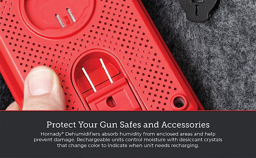Hornady Rechargeable Gun Safe Dehumidifier 95900
