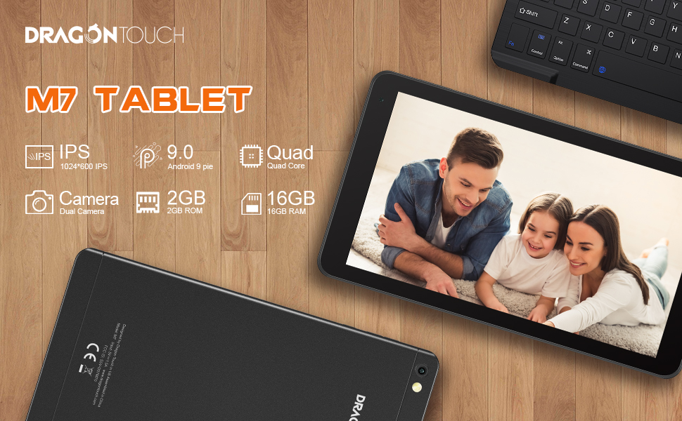 Dragon Touch Tablet