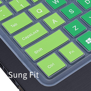 Keyboard Cover Dell G3 G5 G7 15.6 Series