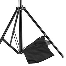 sandbag for backdrop stand system
