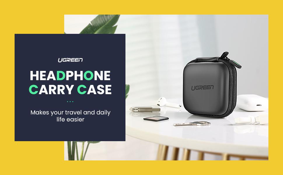 earphone carry case