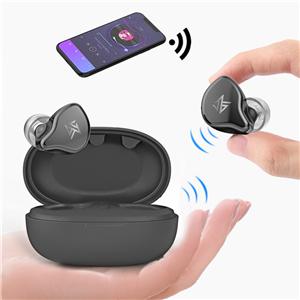 truly wireless headphones,earbuds wireless,headphones wireless,bluetooth wireless earbuds,kz s1 s1d