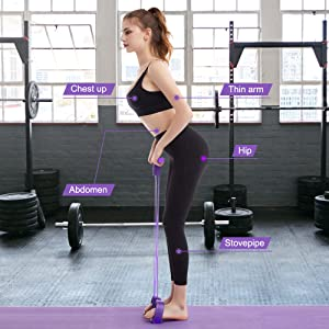 Sit-up Bodybuilding Expander