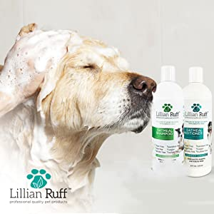 shampoo and conditioner for dogs