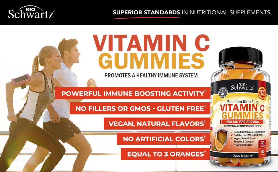 BioSchwartz Vitamin C Gummy