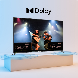 43 inch smart tv with bluetooth
