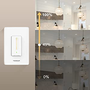 3 way smart dimmer switch