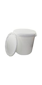 30 Liter Plastikeimer