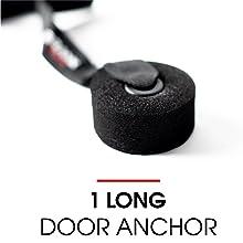 Lange deuranker om overal thuis te trainen