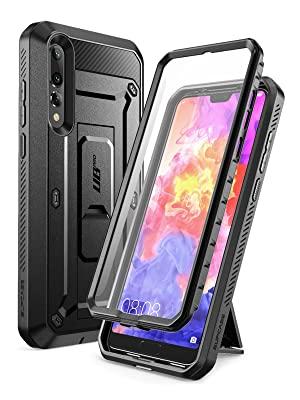 Coque Huawei P20 Pro SUPCASE Full -Body robuste avec film de protection d'écran intégré pour Huawei P20 Pro (version 2018), non pour Huawei P20, ...