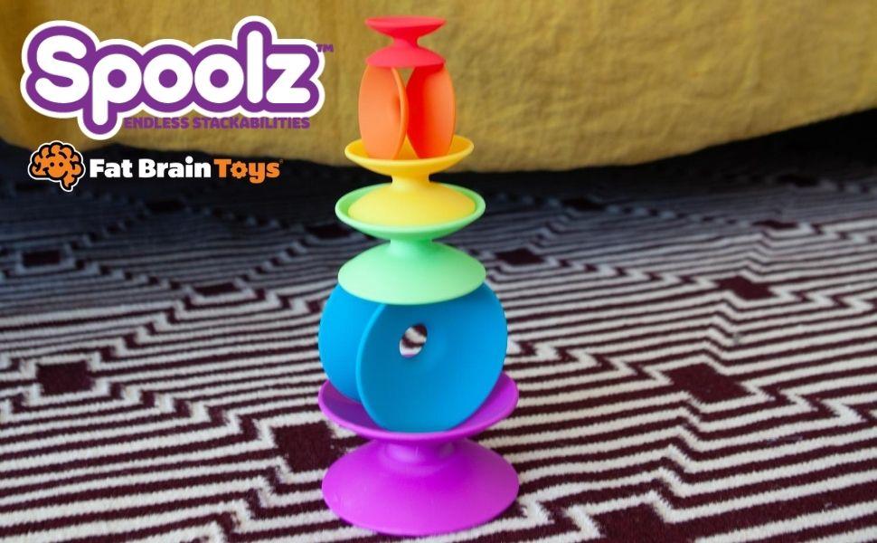 Fat Brain Toys Spoolz