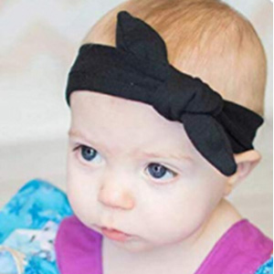 Culater/® Cute Toddler Baby Girls Bowknot Headband Colorful Polka Dot Hair Wraps Twisted Headwear Gifts for Newborn Toddler