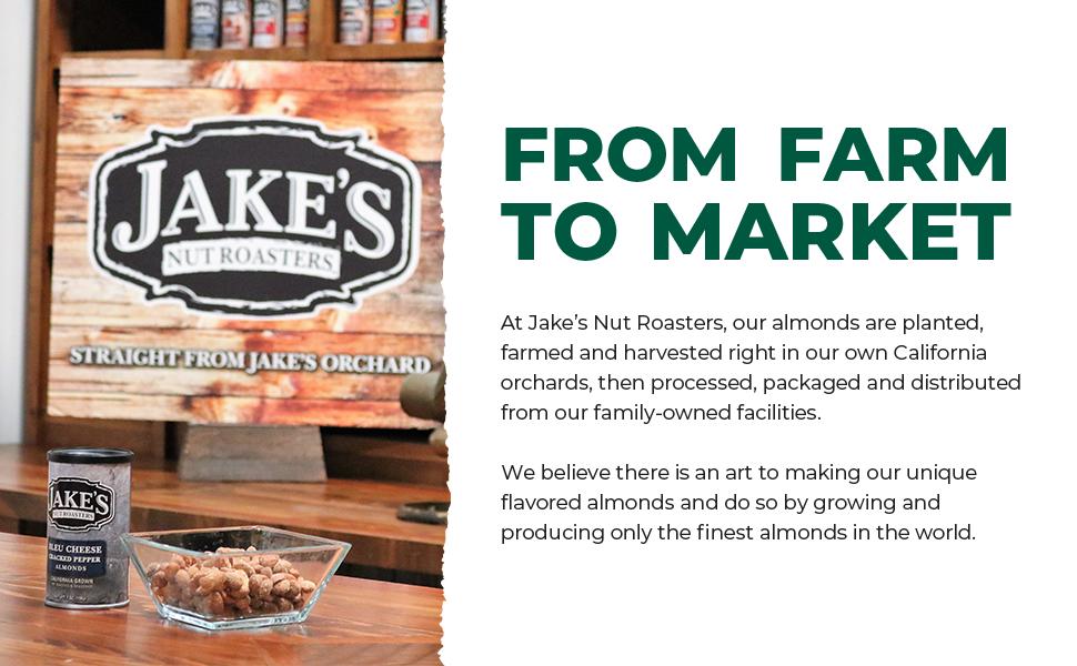 Jake's Nut Roasters