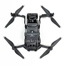 drone mavic release drop fishing payload bait mechanism delivery hook airdrop line dropper fish