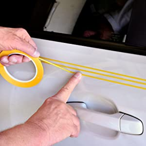 Vinyl, auto body, paint supplies, 3m, 3m masking tape, buffing tape, model pinstriping,