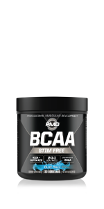 Branch Chain Amino acids, recovery