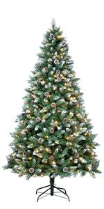 pine xmas tree