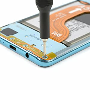 iFixit Driver Bit In Use Device