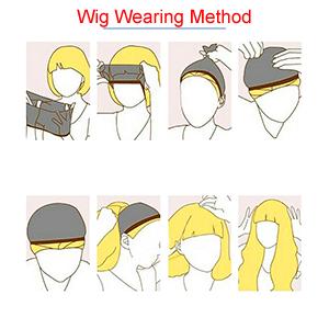 Wig Wearing Method
