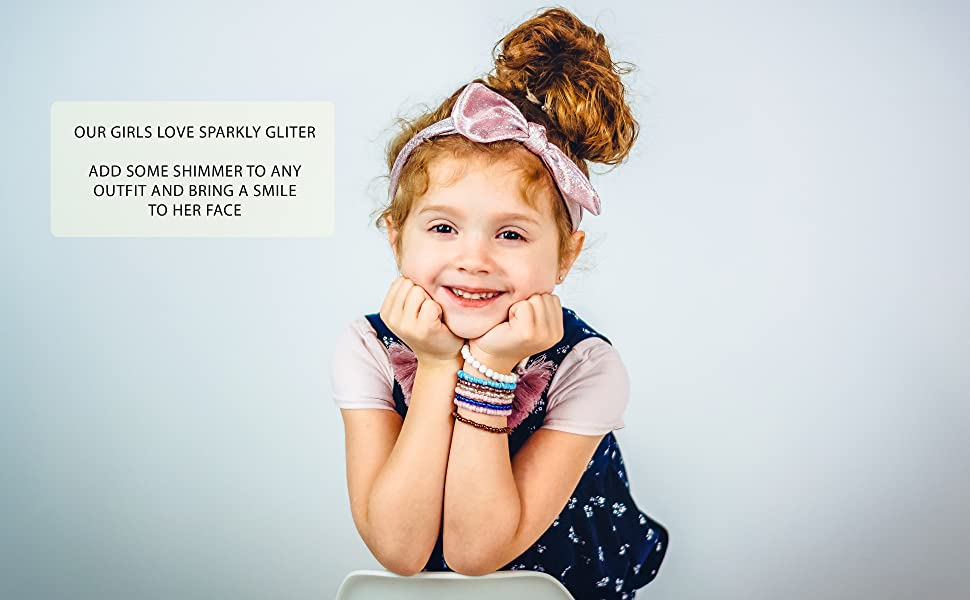 accesorios para el pelo estilo vintage para mujeres y ni/ñas Diademas el/ásticas con estampado floral L-DiscountStore