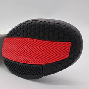 front outsole