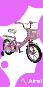 bicicleta niña juguetes airel